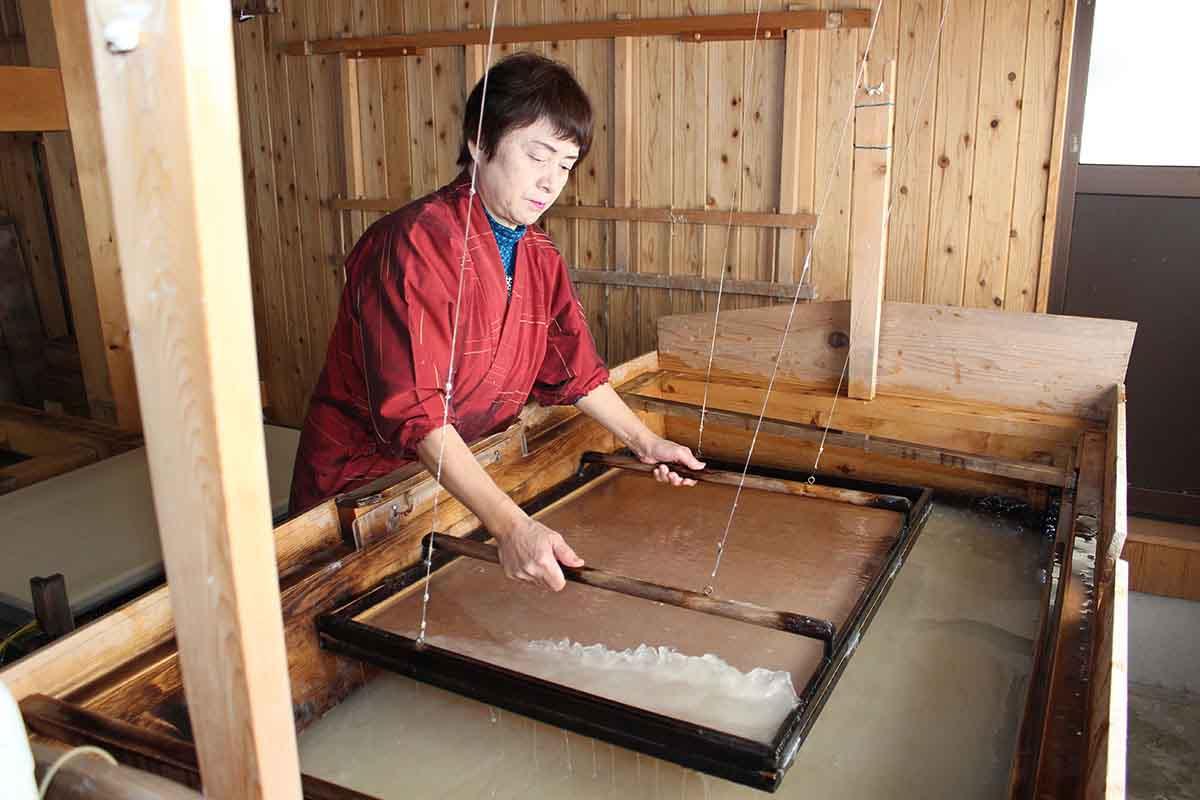 美濃和紙 〜 日本を代表する伝統和紙 〜